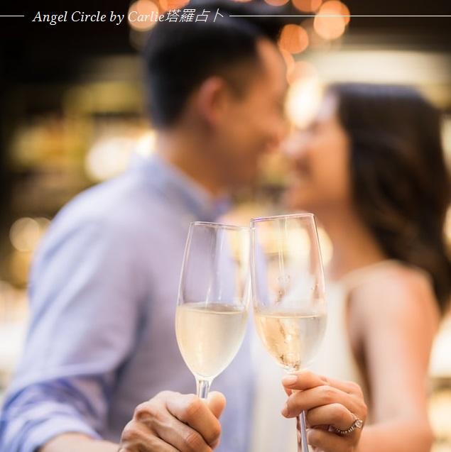 dating love carlie tarot angel circle hong kong香港塔羅占卜愛情拍拖podcast