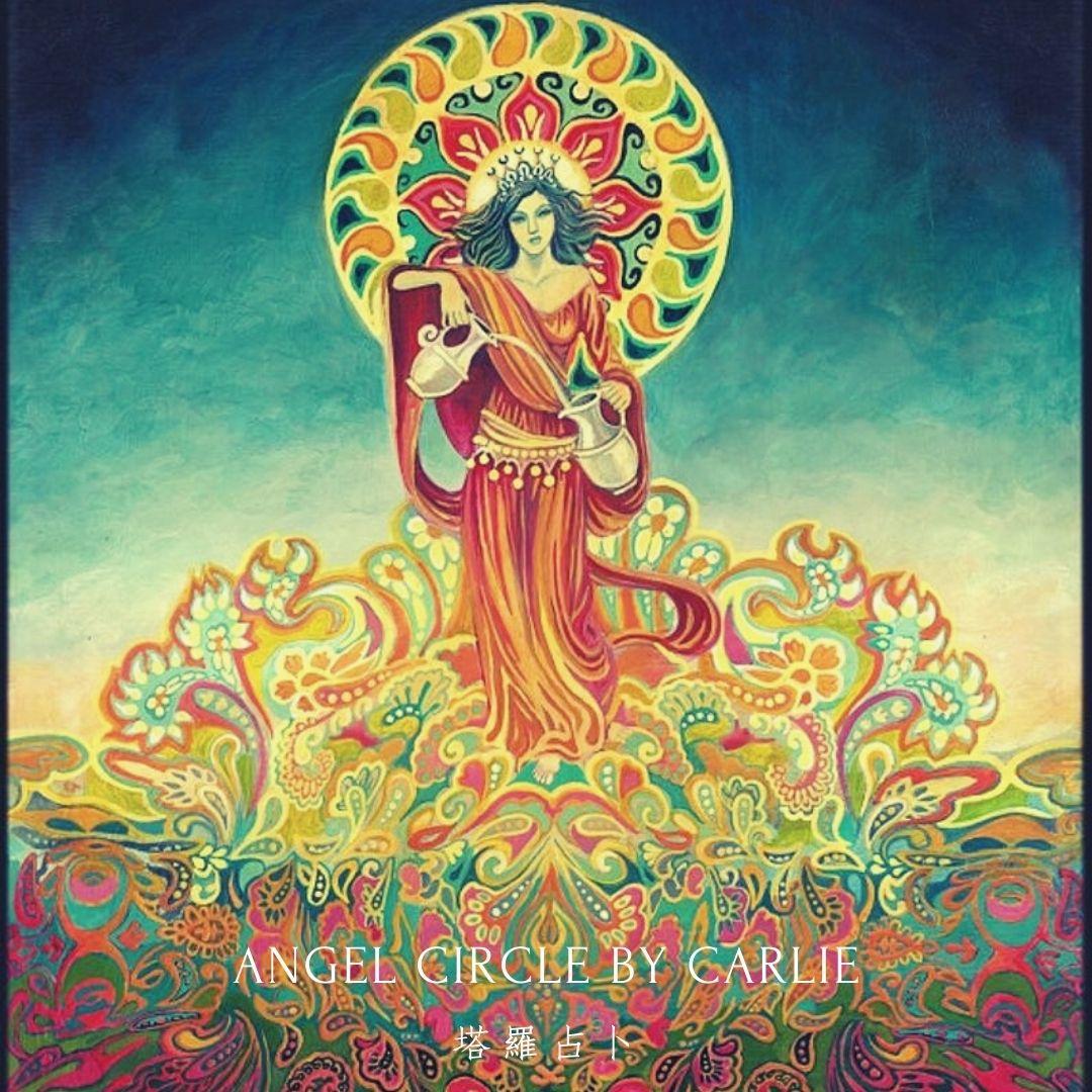 雙子雙魚星座運勢香港占卜carlie hong kong angel circle tarot zodiac sign luck
